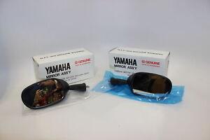 YAMAHA VMAX PHAZER VENTURE SRX VIPER VENOM SET MIRRORS 4SV-26280-00 4SV-26290-00