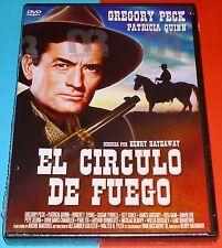 CIRCULO DE FUEGO / Shoot Out - Gregory Peck / Henry Hathaway - Precintada