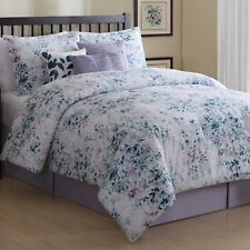 Petra 7 Piece Bed QUEEN SIZE in a Bag by Ellison Great Value