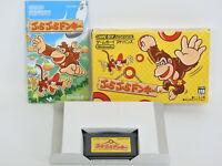 BURA BURA DONKEY Kong Ref/ccc Game Boy Advance Nintendo Japan gba
