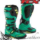 TCX COMP EVO MICHELIN INDIVIDUAL AZUL Cal Motocross MX Moto DE CROSS Botas