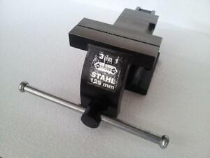 Wabeco Schraubstock 125 mm  40103