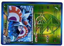 POKEMON (NOIR & BLANC) EXPLOSION PLASMA HOLO INV N°   2/101 MASKADRA