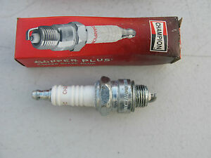LOTS OF 4 CHAMPION SPARK PLUG (#RJ14YC / 63)