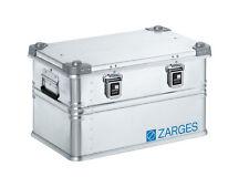 ZARGES Universalkiste K 470 # 40678 *NEU* 600x400x340 mm Alubox Alukiste