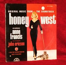 TV OST HONEY WEST MULLENDORE  ANNE FRANCIS 1965 ABC PARAMOUNT STEREO SEALED MINT