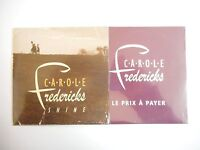 || LOT CD Single Collector || CAROLE FREDERICKS : 2 CD SINGLE PROMOS