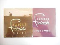|| LOT CD Single Collector || CAROLE FREDERICKS : 2 CD SINGLE PROMOS