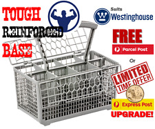Best quality dishwasher cutlery basket for Westinghouse. Free Post. Tough base