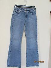 Vintage SILVER JEANS Size 30 Women's Flare Wide LEg Bell Bottom Retro 30 Whisker