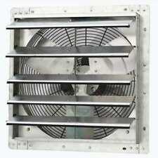 Dayton 1hla4c 115 Hp 18 Dia 115vacv Shutter Mount Exhaust Fan