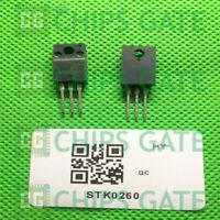 7PCS STK0260 Encapsulation:SIP-ZIP,Advanced Power MOSFET