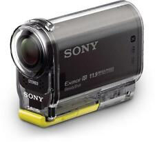 Sony HDR-AS30V Mini Action Camcorder Assembly Black Waterproof Case Mountable