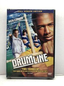 Drumline (DVD, 2003, Full Frame) New Factory Sealed - Free Ship