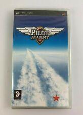 PSP Pilot Academy (2006), UK Pal, Brand New & Factory Sealed