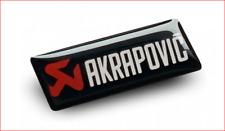 AKRAPOVIC adesivi per scudo termico KTM lc4 SXC EXC SX