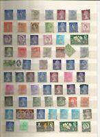 Großbritannien England Queen Elisabeth II Briefmarken Stamps Sellos Timbres