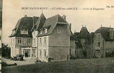 Carte ETANG SUR ARROUX Chalet de Fougerettes