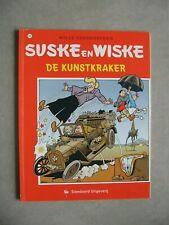 strip SUSKE EN WISKE-DE KUNSTKRAKER nr.278-2003 eerste druk !!!!!!!!!!!!!!!!!!!!