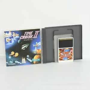 TIME CRUISE II PC Engine Hu 0889 pe