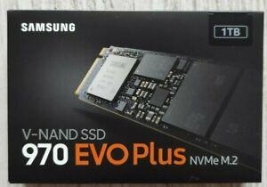 Samsung 970 EVO Plus 1tb SSD, nvme m.2