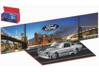 1967 Ford Mustang GT,Scale 1:64 by Bburago