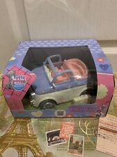 Tatty Teddy Little Blue Motor Car - Brand New