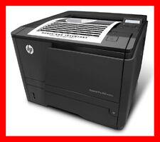 HP M401dne Printer CF399A -- NEW ! -- w/ Toner / Drum !!!