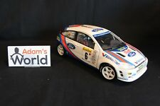 AutoArt Ford Focus RS WRC 2000 1:18 #6 Sainz / Moya Rally Monte Carlo (JvdM)
