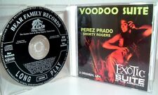 PEREZ PRADO - Voodoo Suite/Exotic Suite (BEAR FAMILY RECORDS  (2000)