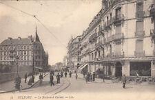BELFORT 51 LL boul carnot timbrée 1908