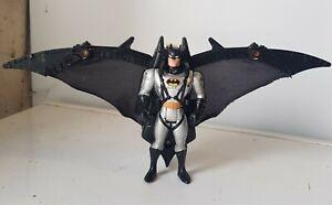 Vintage Kenner Mech Wings Batman Action Figure 1993