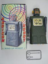 "1997 RADICON ROBOT MASUDAYA MADE IN JAPAN * NEW IN BOX ~ 5.75"""