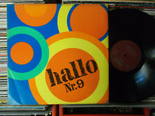 HALLO Nr.9 DDR AMIGA LP: OMEGA SKALDEN BAYON BLUE EFFECT BREAKOUT WIR (855339)
