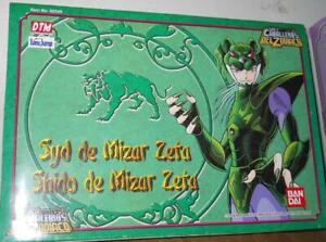Bandai Saint Seiya Syd de Mizar ZETA 2004 MIB