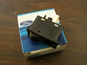 NOS OEM Ford 1985 1986 1987 Merkur XR4Ti Fog Light Lamp Switch