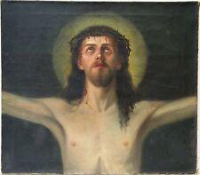 0541-Christus am Kreuz (BIldausschnitt ?)