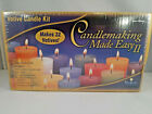 Candlemaking Yaley Candle Made Easy Ii Votive Candle Kit Makes 32 Candles Kit