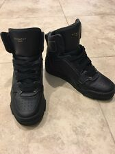 Givenchy High Top Sneaker (Men), 41 EU 8 US, Black, Retail $590