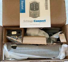 Schlage BE469ZP CEN 716 Schlage Connect Smart Deadbolt