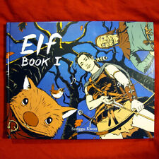 Elf Book 1 Graphic Novel by Songgu Kwon