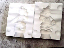 "5"" GIRL WITH KITTEN, ALBERTA'S A-266, Slip Casting Ceramic Mold"