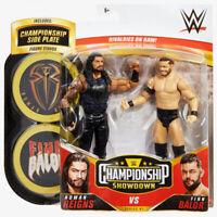 WWE Mattel Roman Reigns vs. Finn Balor Championship Showdown Series 1 Figures