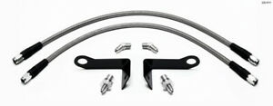 Wilwood Flexline Kit, Front,2005-08 Ford Mustang w/ SL4 or SL6 Caliper