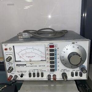 Leader LDM-170 Distortion Meter