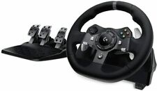 Logitech G920 Xbox Driving Force Racing Wheel for Xbox One / PC - READ - VG