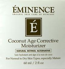 Eminence Coconut Age Corrective Moisturizer 60ml(2oz) Fresh New