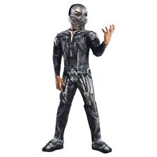 ULTRON MUSCLE DELUXE COSTUME Boys Large 12-14 Avengers Superheros Rubies NEW