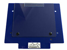 DAB PRODUCTS TRIALS NUMBER BOARD PLATE WITH WINDOW BLUE