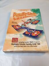 24 Game Multiply / Divide Family Link Kit The Math Achievement NEW